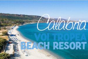 Calabria: Voi Tropea Beach Resort, 7 notti € 1585 a coppia